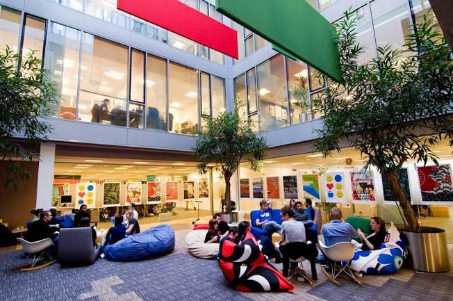 Google radno mesto u Dublinu, Irska