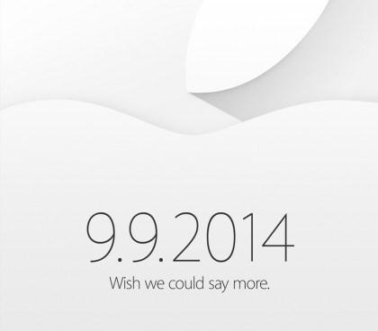 Apple-Keynote-einladung